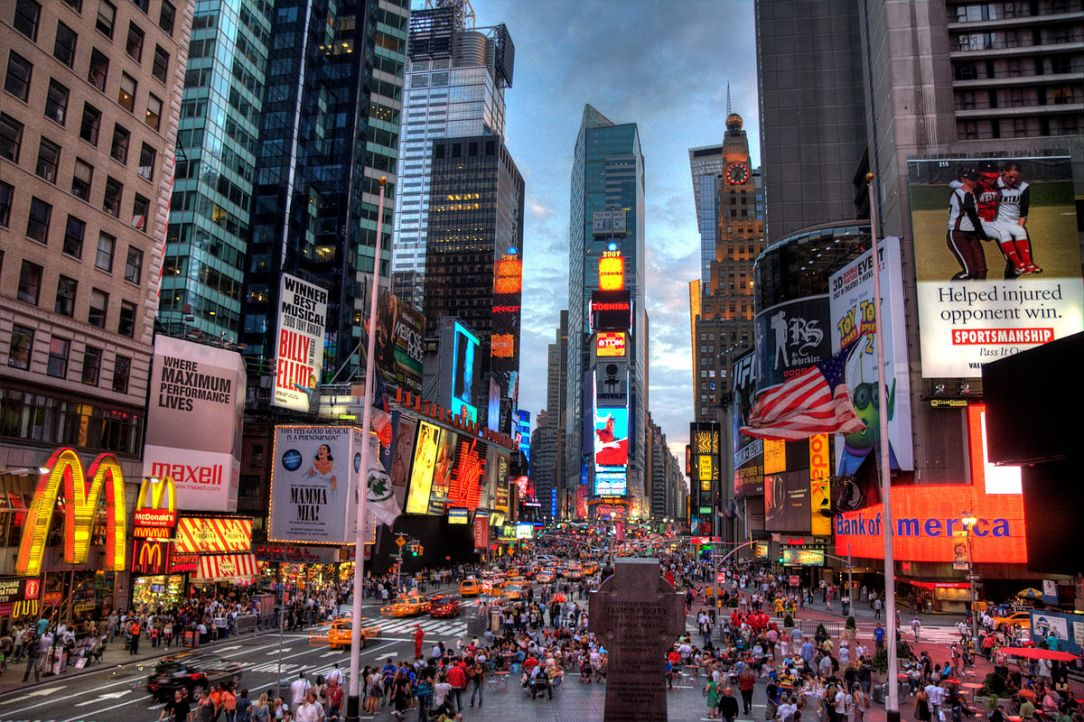 Times Square | Things to do in NYC