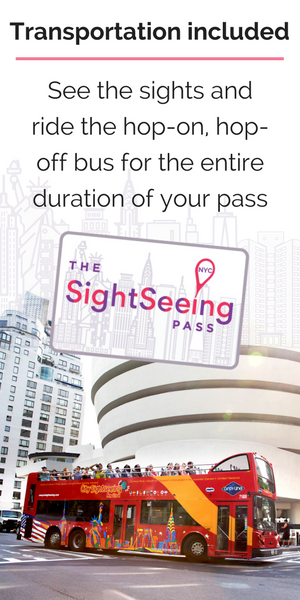 Sightseeing Pass Hop on Hop off Bus