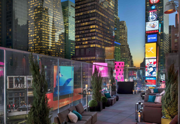 Marriott Marquis | Things to do in NYC