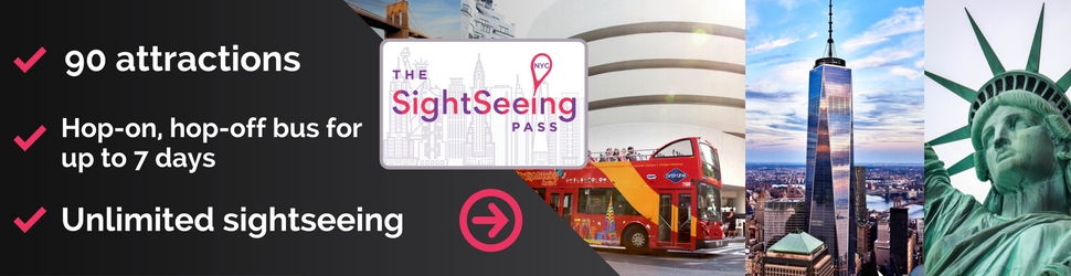 Sightseeing Pass | New York City Sightseeing Pass