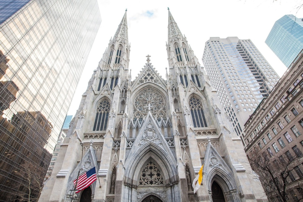 St. Patrick's Cathedral, Rockefeller Center | Things to do in NYC