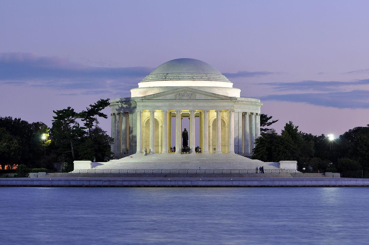 The Jefferson Memorial | Washington DC Sightseeing