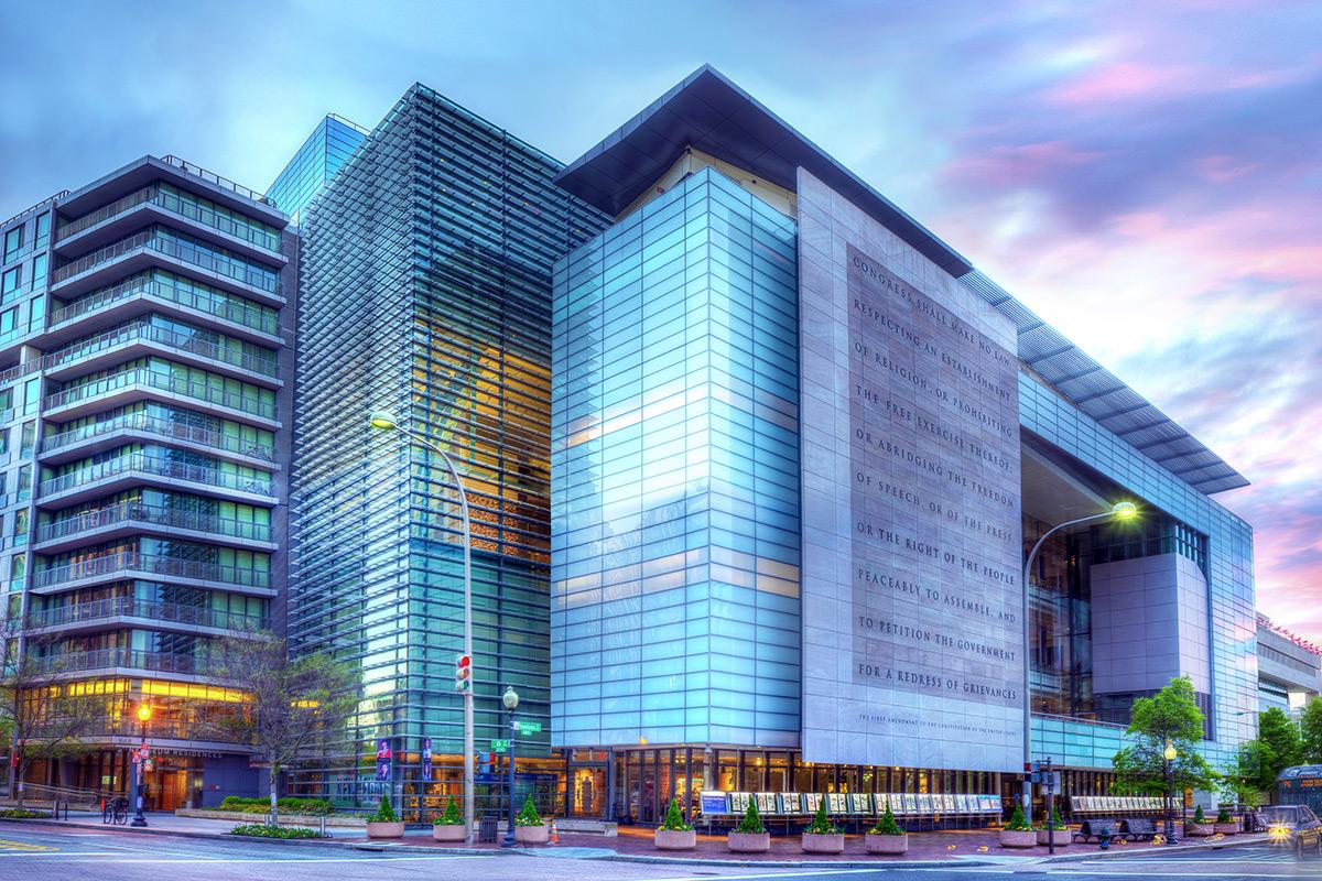 Newseum | Washington DC Sightseeing