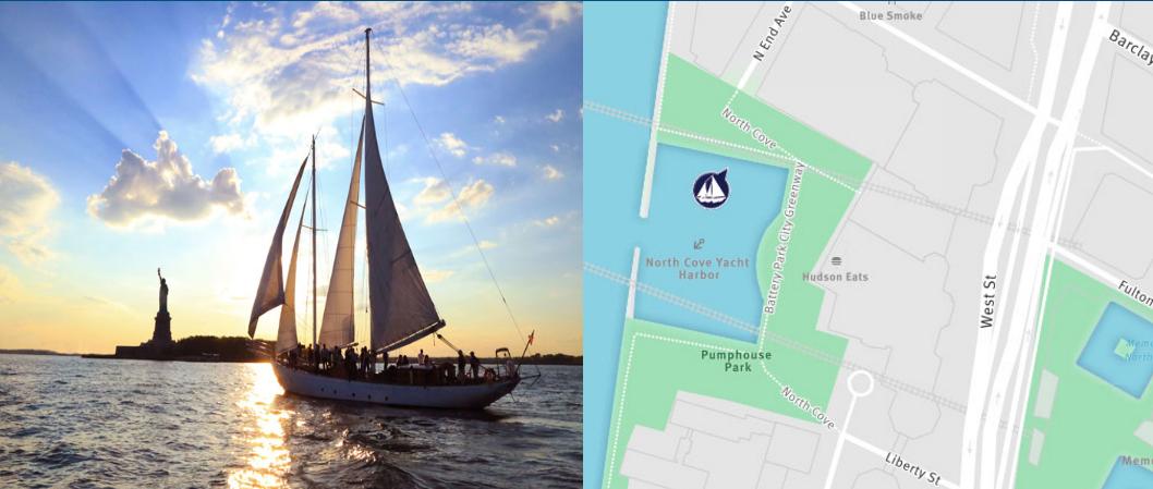 Sailing Manhattan